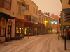 The Snow Falling On High Street images